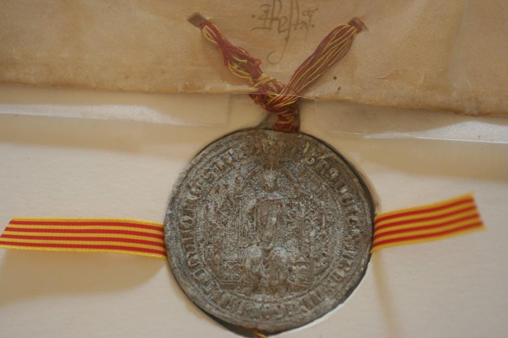 19 DE DESEMBRE DE 1359 CREACIÓ DE LA GENERALITAT @ Fossar de les Moreres