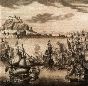 4-08-1704 - CONQUESTA DE GIBRALTAR