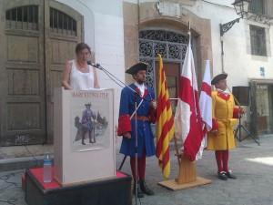 9 DE JULIOL DE 1713 : PARLAMENT D'EN FERRER I SITGES A LA JUNTA DE BRAÇOS