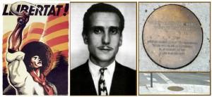 30-08-1957 - ASSASINAT DE JOSEP LLUÍS FACERIES @ Passeig Verdum / Urrutia Barcelona